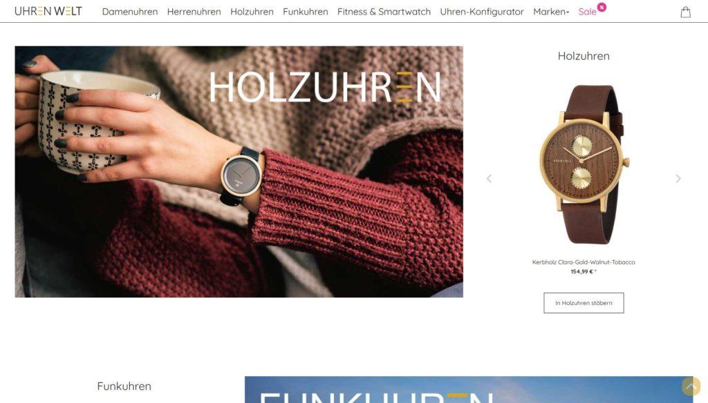 Uhrenwelt Online Shop