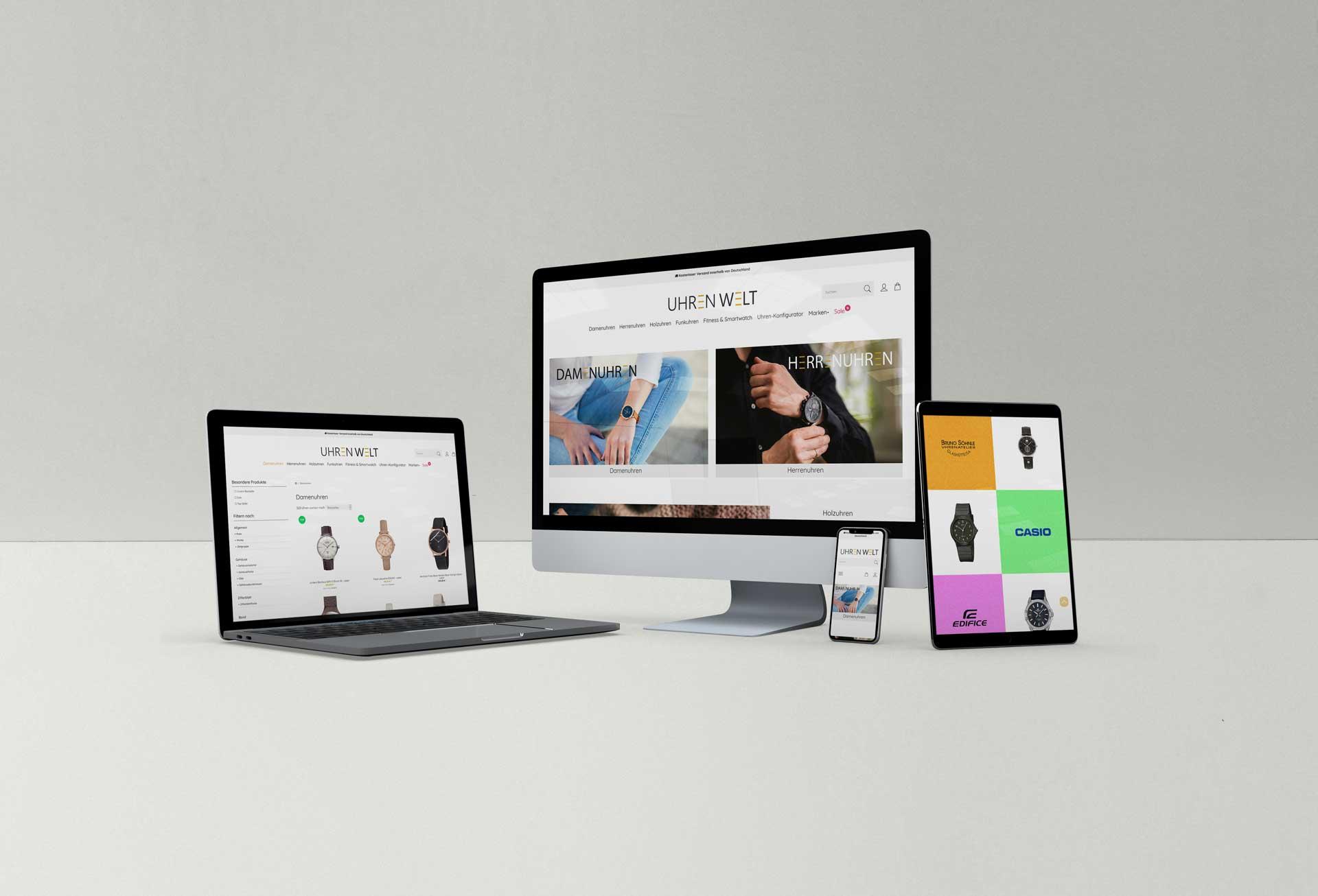 Online Shop - Uhrenwelt.shop