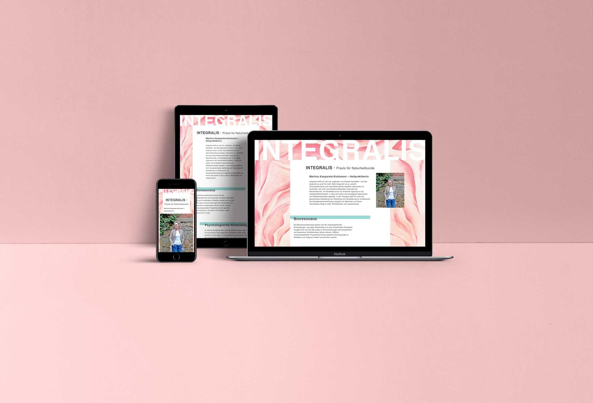 Praxis Integralis - Responsive Design