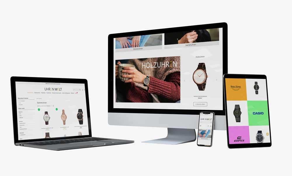 Online Shop für Uhren uhrenwelt.shop